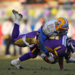 Vienna Vikings vs. Graz Giants - Foto de Stock