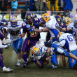 Vienna Vikings vs. Graz Giants — Stockfoto