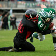 Danube Dragons vs. Wroclaw The Crew — Foto de Stock