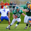 Danube Dragons vs.  Graz Giants — Foto de Stock