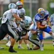 Graz Giants vs. Tirol Raiders - ストック写真