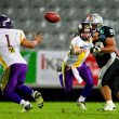 Tirol Raiders vs. VIenna Vikings. — Stock Photo