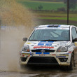 Waldviertel Rallye 2008 - Stock Photo