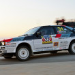 Stock Photo: Jaenner-Rallye 2009