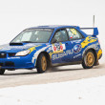 Jaenner-Rallye 2009 — Stock Photo