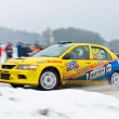 Jaenner-Rallye 2009 — Stock Photo