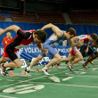 Stock Photo: Indoor Classic 2009