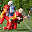 Invaders vs. Steelsharks - Stockfoto