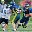 Iron Bowl II - LTitans vs. ViennKnights — Stock Photo #9069826
