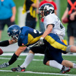 Iron Bowl II - LA Titans vs. Vienna Knights — Stock Photo