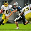 Stock Photo: Eurobowl XXIII - Tirol Raiders vs. Flash de lCourneuve