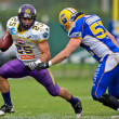 AustriBowl XXV - Graz Giants vs. ViennVikings — Stock Photo #9069898
