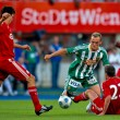 SK Rapid vs. Liverpool FC - Stock Photo