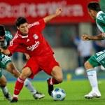 Постер, плакат: SK Rapid vs Liverpool FC
