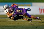 VIenna Vikings vs Tirol Raiders — Stock Photo
