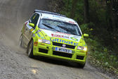 Waldviertel Rallye 2008 — Stock Photo