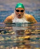 Pływanie w mistrzostwa 2009 — Zdjęcie stockowe
