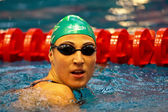 Swimming Championship 2009 — Stock Photo