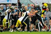 Eurobowl XXIII - Tirol Raiders vs. Flash de la Courneuve — Stock Photo