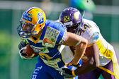Austrian Bowl XXV - Graz Giants vs. Vienna Vikings — Stock Photo