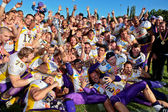 Austrian Bowl XXV - Graz Giants vs. Vienna Vikings — Stock Photo