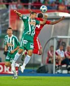SK Rapid vs. Liverpool FC — Stock Photo