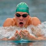 Swimming Championship 2009 — Stock Photo #9070036