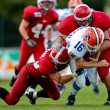 American Football B-European Championship 2009 - Foto Stock
