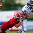 American Football B-European Championship 2009 — Stock Photo #9070089