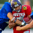 American Football B-European Championship 2009 — Stock Photo #9070110