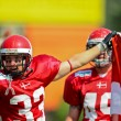 American Football B-European Championship 2009 — Stock Photo #9070115