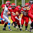 Stock Photo: AmericFootball B-EuropeChampionship 2009