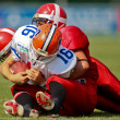 American Football B-European Championship 2009 - Stock Photo