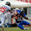 American Football B-European Championship 2009 — Stock Photo #9070169