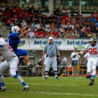 American Football B-European Championship 2009 — Stock Photo #9070180