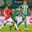 Stock Photo: SK Rapid vs. Hapoel Tel Aviv