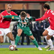 SK Rapid vs. Hapoel Tel Aviv — Stock Photo #9070388