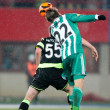 SK Rapid vs. Celtic Glasgow F.C. — Stok Fotoğraf #9070494