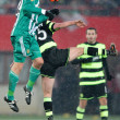 SK Rapid vs. Celtic Glasgow F.C. — Stok Fotoğraf #9070495
