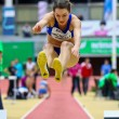 Linz Indoor Gugl Track and Field Meeting 2011 - Foto de Stock