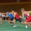 Indoor Track and Field Championship 2011 — Stock Photo #9070901