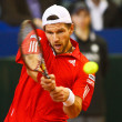Tennis Davis Cup Austria vs. France — ストック写真