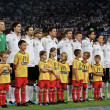 Austria vs. Germany - Foto Stock
