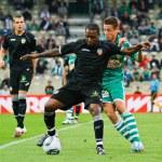 SK Rapid vs. Valencia FC — Stock Photo #9071111