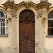 Wooden door - Photo