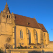 Medieval church — Stockfoto