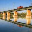 Railway bridge - Foto de Stock