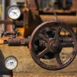 Old machinery - Stockfoto