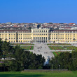 Schloss Schoenbrunn - Stock Photo