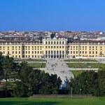Schloss Schoenbrunn — Stock Photo #9074120